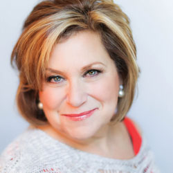 Photo of Sandi Patty <em> American Songbook: Songs of Freedom and Inspiration</em> for the Blue Gate Theatre Event in Shipshewana, Indiana