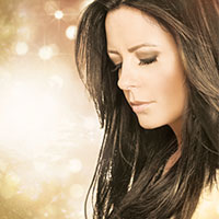 Photo of Sara Evans for the Blue Gate Theatre Event in Shipshewana, Indiana