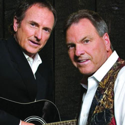 Photo of Steve & Rudy Gatlin for the Blue Gate Theatre Event in Shipshewana, Indiana