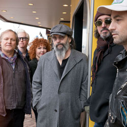 Steve Earle & The Dukes | Blue Gate Theatre | Shipshewana, Indiana