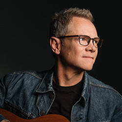 Photo of Steven Curtis Chapman for the Blue Gate Theatre Event in Shipshewana, Indiana