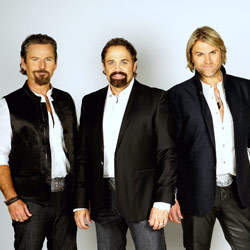 Photo of Texas Tenors for the Blue Gate Theatre Event in Shipshewana, Indiana