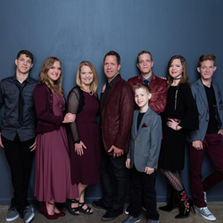 Photo of The Allens for the Blue Gate Theatre Event in Shipshewana, Indiana