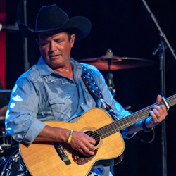 Photo of Tracy Byrd  for the Blue Gate Theatre Event in Shipshewana, Indiana