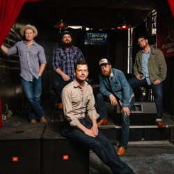 Photo of Turnpike Troubadours  with American Aquarium for the Blue Gate Theatre Event in Shipshewana, Indiana