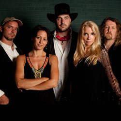 Photo of Tusk - The Ultimate Fleetwood Mac Tribute for the Blue Gate Theatre Event in Shipshewana, Indiana