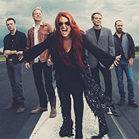 Photo of Wynonna and the Big Noise for the Blue Gate Theatre Event in Shipshewana, Indiana
