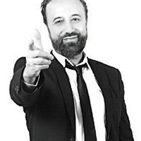 Photo of Yakov Smirnoff for the Blue Gate Theatre Event in Shipshewana, Indiana