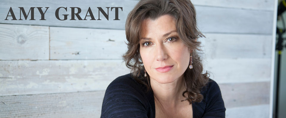 Photo of Amy Grant for the Shipshewana Event