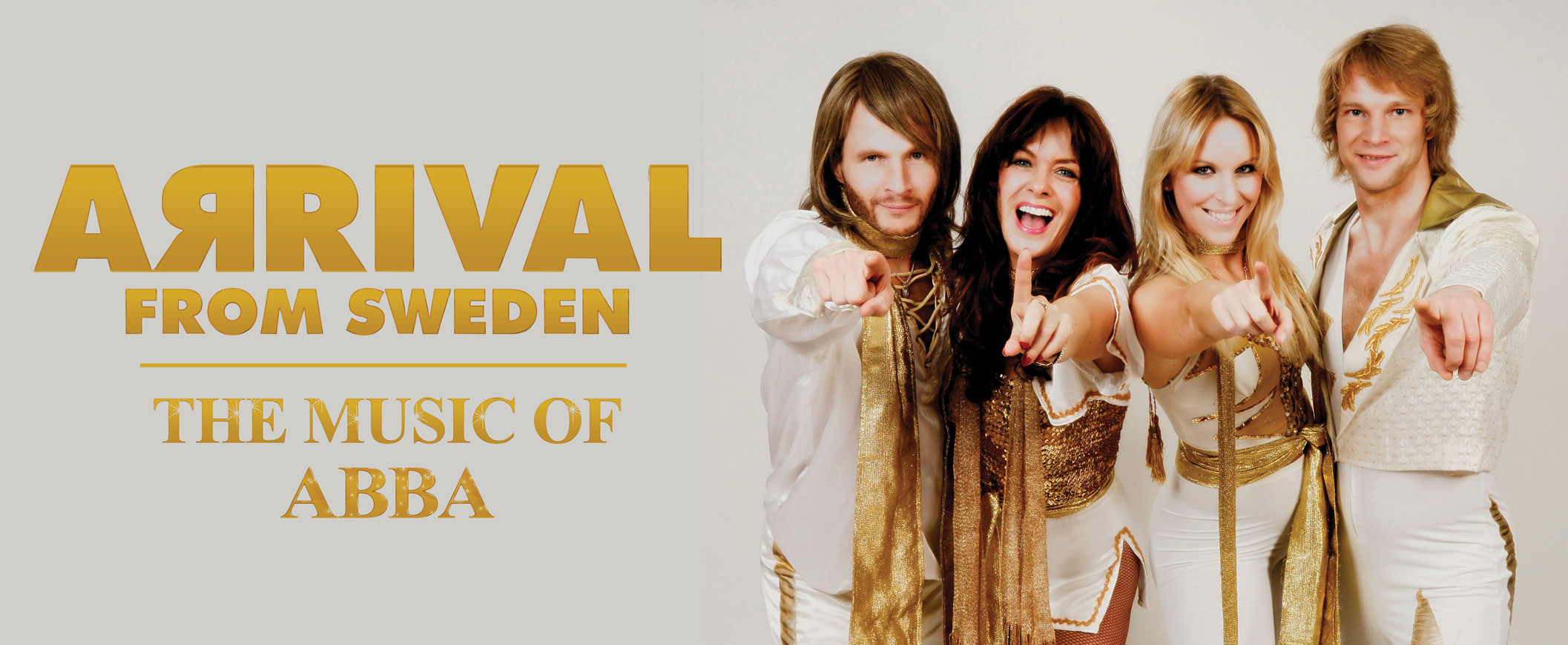 Photo of ARRIVAL from Sweden: ABBA for the Shipshewana Event