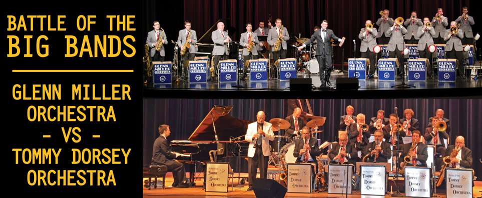 Photo of Battle of the Big Bands: Glenn Miller vs Tommy Dorsey for the Shipshewana Event