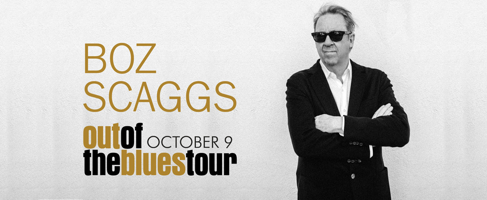 Photo of Boz Scaggs for the Shipshewana Event
