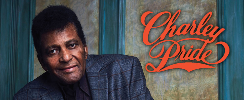 Photo of Charley Pride for the Shipshewana Event