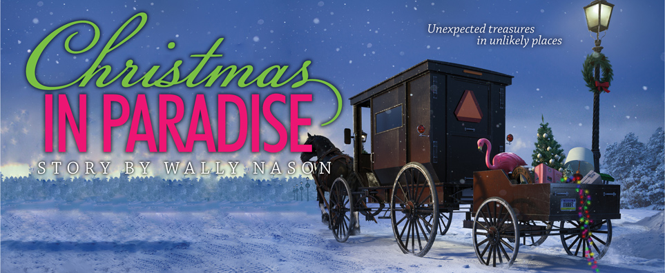 Photo of Christmas In Paradise the Musical for the Shipshewana Event