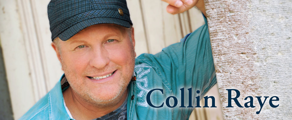 Photo of Collin Raye for the Shipshewana Event