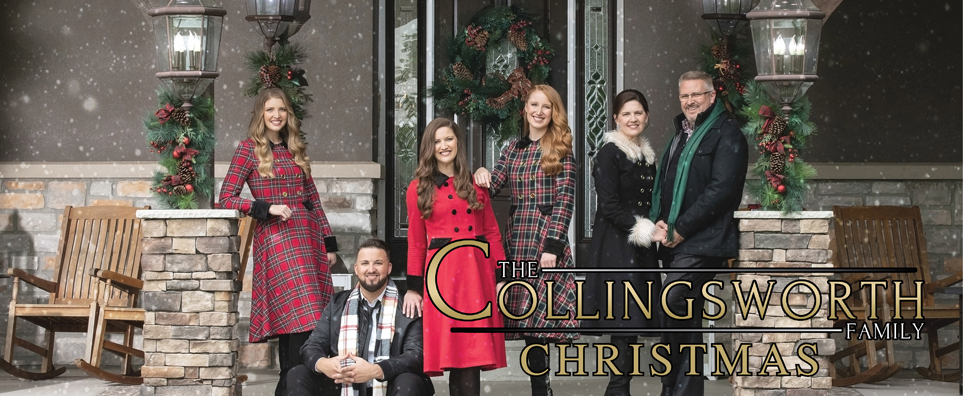 Photo of Collingsworth Christmas (distanced) for the Shipshewana Event