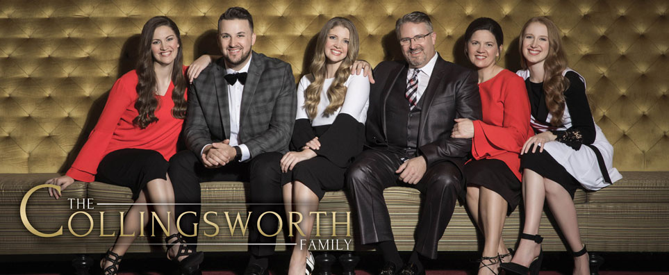Photo of Collingsworth Family  for the Shipshewana Event