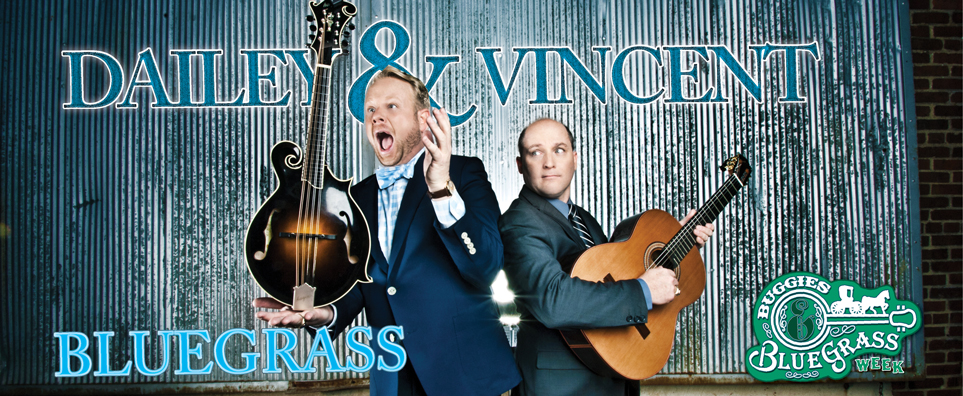 Dailey Vincent Bluegrass Tickets May 03 2019 Blue Gate