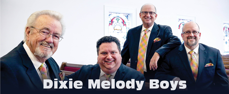 Photo of Dixie Melody Boys for the Shipshewana Event