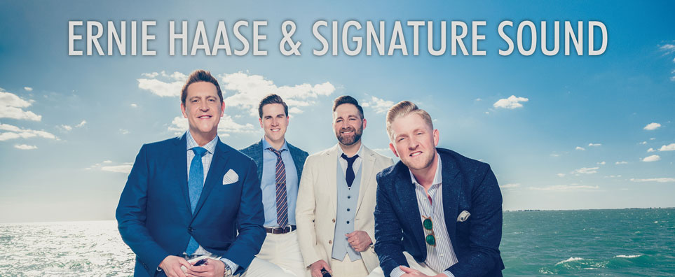Photo of Ernie Haase & Signature Sound  for the Shipshewana Event