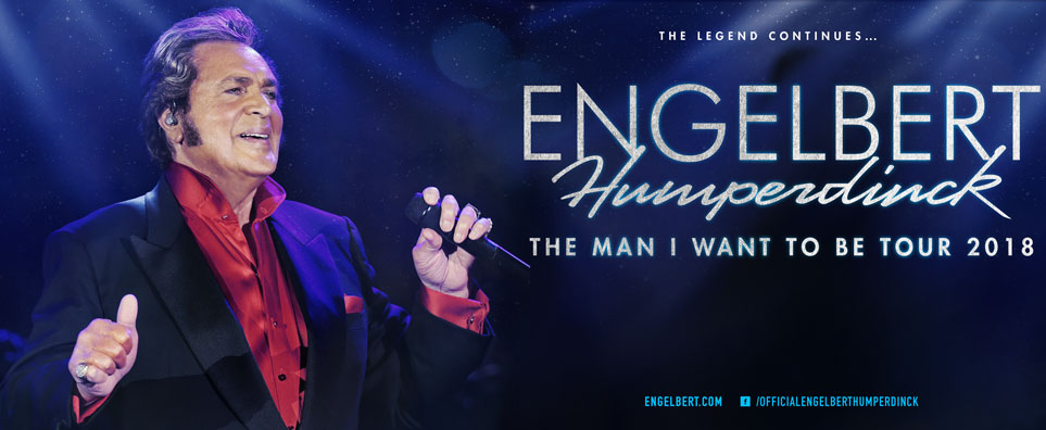 Photo of Engelbert Humperdinck:The Man I Want To Be Tour for the Shipshewana  Event