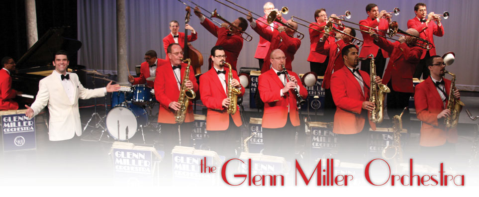 Photo of Glenn Miller Orchestra for the Shipshewana Event