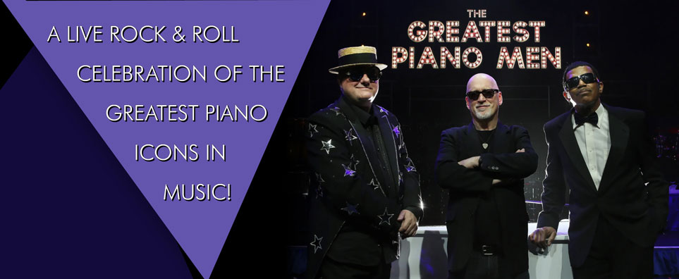 Photo of Greatest Piano Men for the Shipshewana Event