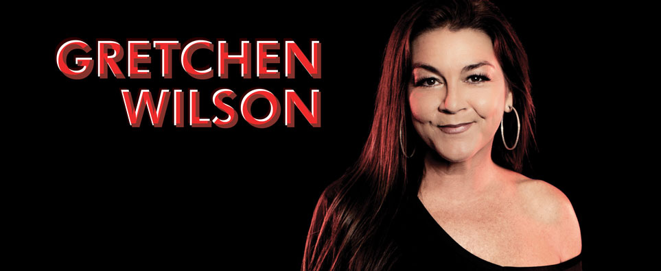 Photo of Gretchen Wilson for the Shipshewana Event