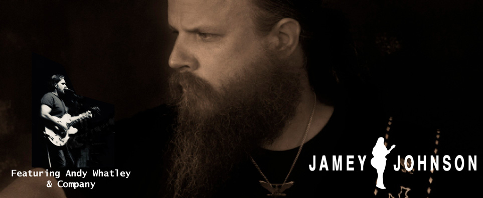Photo of Jamey Johnson for the Shipshewana Event