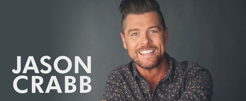 Photo of Jason Crabb for the Shipshewana Event