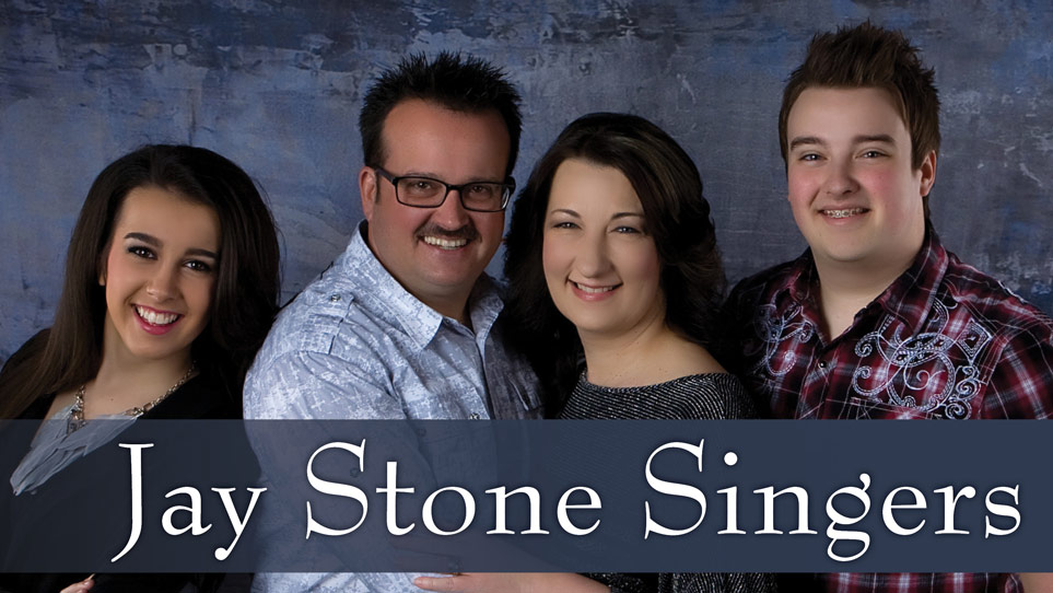 Photo of Jay Stone Singers for the Shipshewana Event