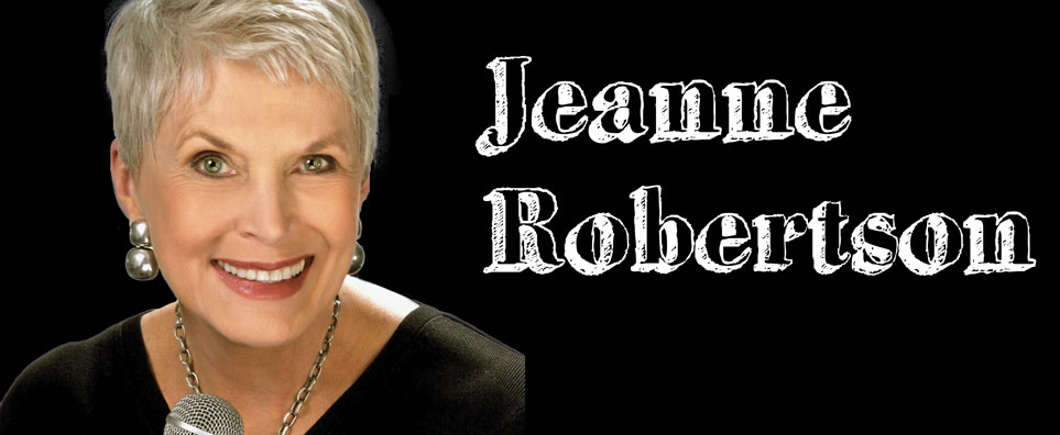 Photo of Jeanne Robertson for the Shipshewana Event