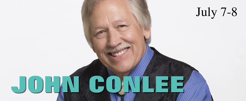 Photo of John Conlee for the Shipshewana Event
