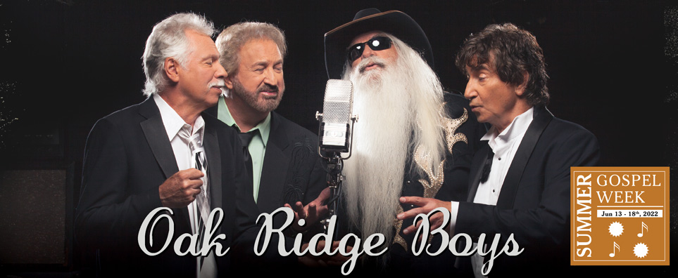 Photo of Oak Ridge Boys  for the Shipshewana Event