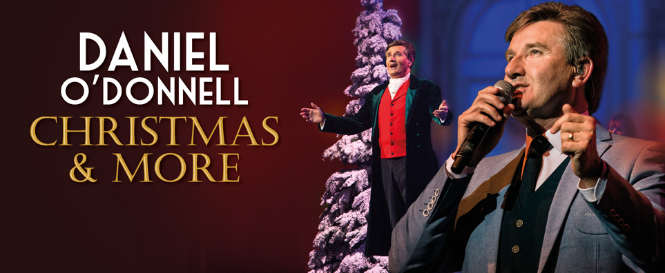 Photo of Daniel O'Donnell Christmas and More for the Shipshewana Event