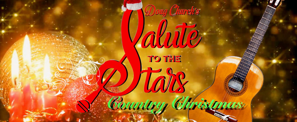 Photo of Salute to the Stars: Country Christmas (distanced) for the Shipshewana Event
