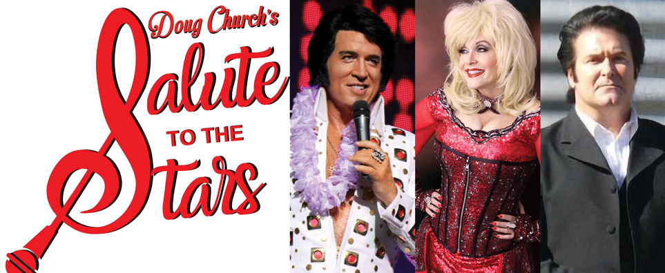 Salute to the Stars: Presley, Parton & Cash - Tickets & Info ...