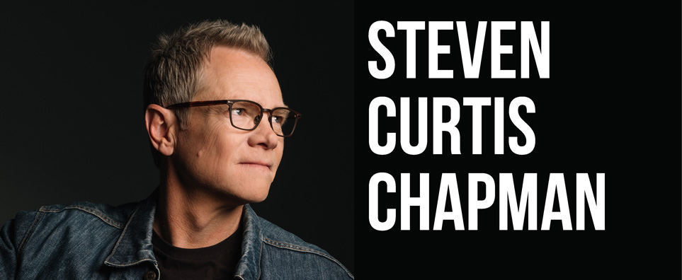 Photo of Steven Curtis Chapman for the Shipshewana Event