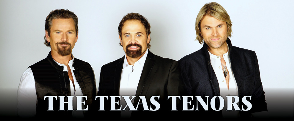 Photo of The Texas Tenors Christmas (distanced) for the Shipshewana Event