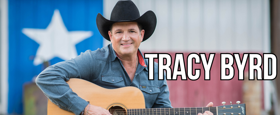 Photo of Tracy Byrd  for the Shipshewana Event