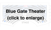 Blue Gate Theater Seating Chart | Shipshewana, Indiana
