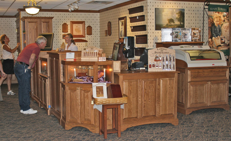 Located In The Lower Level Of The Blue Gate. A Huge Selection Of Wall  Plaques, Paintings, Engraved Furnishings, And Dozens Of Personalized Gifts.
