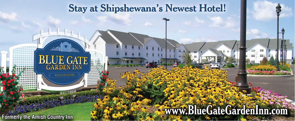 Shipshewana S Home Of The Blue Gate Restaurant And Theater